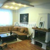 Areté real- Nádherný, priestranný 4.izb.byt s krbom, 3 balkónmi a 2 kúpeľnami- 123m2