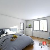 Predaj veľkometrážneho 3 - izbového bytu v kľudnej časti na Klokočine