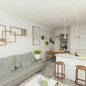 K nasťahovaniu vám stačí 15% z ceny • 1 izbový byt • Trenčín