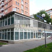 Predaj kancelárske priestory Nové Mesto BA III, Račianska