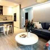 Útulný a štýlový 3-izbový byt po úplnej rekonštrukcii, Bratislava, Trnavská cesta