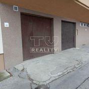 Prenájom, garáž o výmere cca 34 m2 (3,4 m x 10 m), Trnava, ulica Andreja Kubinu