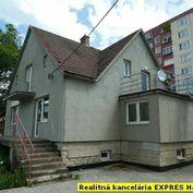 RK EXPRES - EXKLUZÍVNE na predaj rodinný dom v Handlovej, vhodný na podnikanie, ul. Mostná.