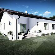 Ponukám na predaj 4 izb. bungalov, okres Žilina - obec Svedernik