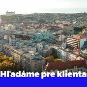 Hľadáme 3-4 izb. byt, Karlovka / Dúbravka / Staré Mesto