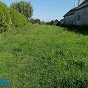 Na predaj - predáme veľký stavebný pozemok, iba 18.000 €