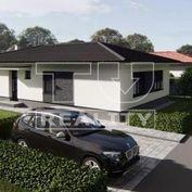 Exkluzívne ponúkame na predaj novostavbu nízkoenergetického 4 izbového bungalovu na kľúč na pozemku