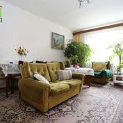 Rezervované: 2-izbový byt s dvoma loggiami, Ružomberok-Polík