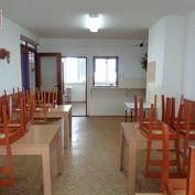 Prenájom jedáleň - výdajňa,iný komerčný objekt,77 m2, Poprad ,ul.Partizánska.