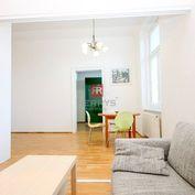 Prenájom - priestranný 3 izbový byt v Starom Meste oproti Námestiu Slobody