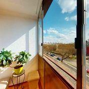 3D obhliadka : Slnečný a nadštandardne veľký 3izb byt v centre