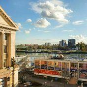 Investičný byt na nábreží s pekným výhľadom na Dunaj