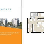 Byt 4+kk s balkónom - NOVOSTAVBA (D6.4)