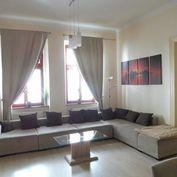 Na prenájom 2-izbový byt s vysokými stropmi, Mäsiarska, Staré Mesto, Košice I