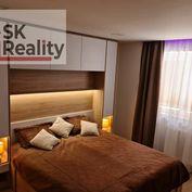 predaj 2-izbového nadštandardne prerobeného kompletne zariadeného bytu