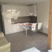 Prenájom 1 izbový byt komplet zariadený, novostavba Limba, Poprad, západ, balkón