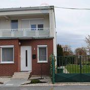 EXKLUZÍVNY PREDAJ Rodinný dom v radovej zástavbe - krajný, Hurbanovo