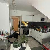 REZERVOVANÝ!!! EXKLUZÍVNE!!! Na predaj podkrovný 1 izbový byt na Pršianska terasa