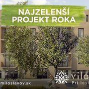 Nové byty v Miloslavove