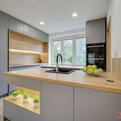 3 izbový tehlový byt Park Obrancov mieru, 68 m2, 2/4 p.