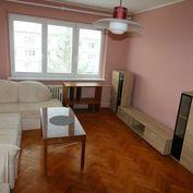 Prenájom 2 - izbového zariadeného bytu Hliny 4