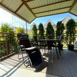 Na predaj veľký 3 izbový byt | terasa + balkón | parkovanie