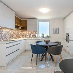 ARTHUR - Krásny , nový 3 izbový byt na prenájom s parkovaním, Tupého ul.