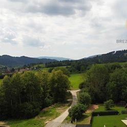 Stavebné pozemky v novej rodinnej zóne - Beňuš - okres Brezno
