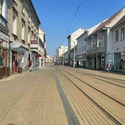 Novinka! Obchodný priestor na predaj na Obchodnej ul. v Bratislave.