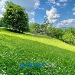 AGENT.SK Rekreačný pozemok 3588 m2 v Oščadnici