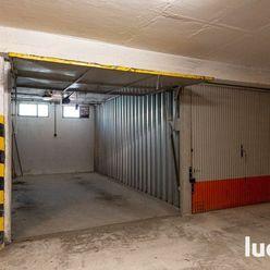 Predám samostatnú garáž na Mierovej ul. č. 42  Bratislava Ružinov