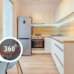 AXIS REAL:: Pekný moderný 1-izb. byt, LODŽIA, BA II. Ružinov, Hraničná