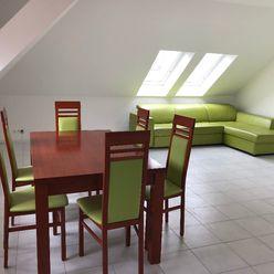 Komfortný 4i podkrovný byt 120m2 v centre Žiliny