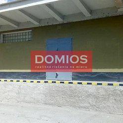 Prenájom výrob. priestorov (146,16 m2, rampa, parking, J4)