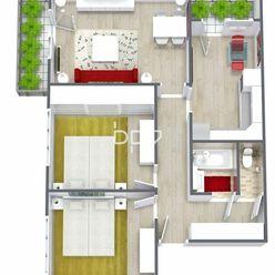 Ponúkame na predaj 3 izbový byt v Trenčianskych Tepliciach, na ulici SNP 137 po kompletnej rekonštru