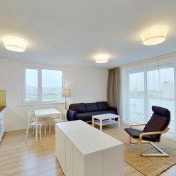 Na prenájom 3-i. byt v novostavbe zariadený v širšom centre, Lomená, Košice (6C)