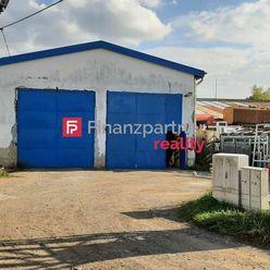 Na predaj priemyselný areál Michalovce