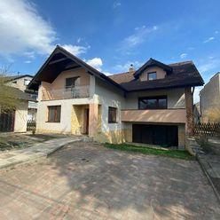 Rodinný dom mestská časť Nižná Šebastová, Prešov (41/21)