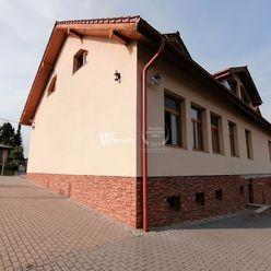 Penzión v Trnovom vhodné aj ako sídlo spoločnosti