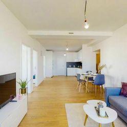 Slnečný 3 (4) izbový byt v novostavbe, Ružinov - Ostredky