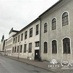 Komerčná budova centrum Zvolen predaj
