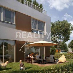 Predaj 3 izbový byt so záhradou v Novostavbe Nitra Kynek