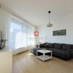 HERRYS - Na prenájom pekný 3 izbový byt v novostavbe Sky Park, parking