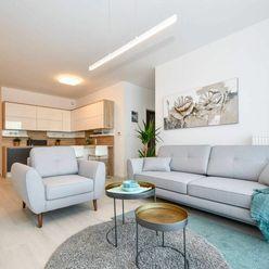 2,5-izbový byt v novostavbe Pekná Vyhliadka v Dúbravke