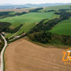 NA PREDAJ/ Investičný pozemok 591 m2 Skalka nad Váhom časť Újazd
