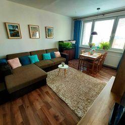 REZERVOVANÝ - 3-izbový byt s krbom a klimatizáciou, Postupimská - Furča