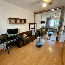 Predaj 1-izbový byt na Hodálovej ulici, Karlova Ves - Bratislava.