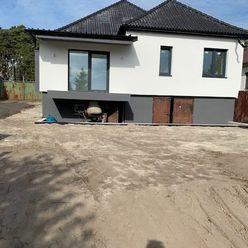 Predaj priestranný nový  4 izbový rodinný dom, Rohožník