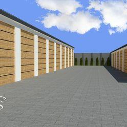 BEDES | Skladové priestory a garáže v oplotenom a zabezpečenom areáli