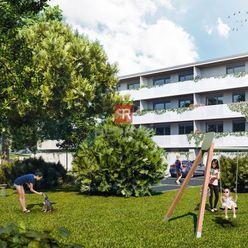 HERRYS - Na predaj 4 izbový byt s balkónom a terasou v novom rezidenčnom projekte Pod Vinicou